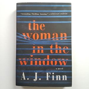 Book - The Woman in the Window by A. J. Finn